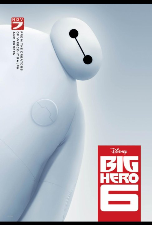 Film Poster for   Big Hero