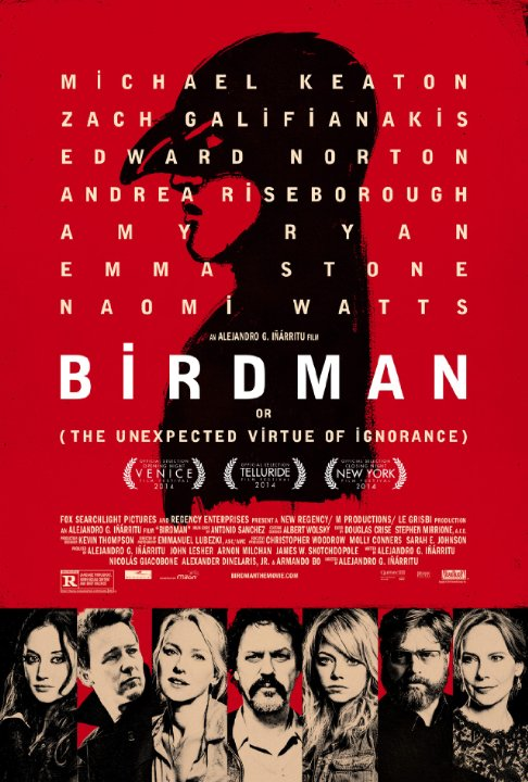 Bird Man  film poster