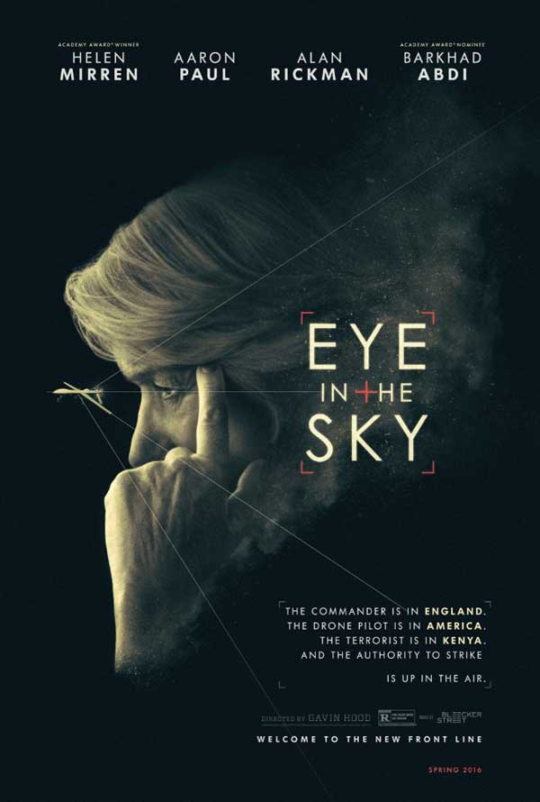 Film Poster for   Eye in the Sky