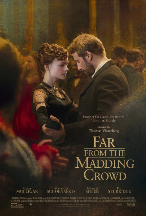 Film Poster for  Far From The Madding Crowd