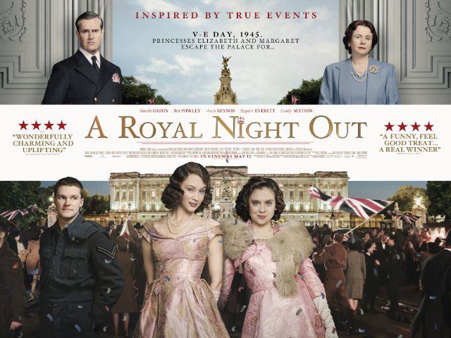 Film Poster for   A Royal Night Out