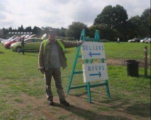 Car Boot Sale Milford Alf Hammound