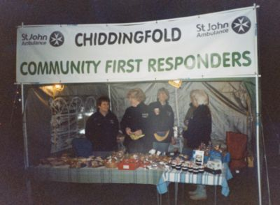 St Johns Chiddingfold Community first responders