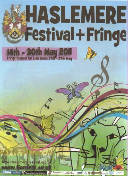 POSTER Haslemere Festival and Fringe
