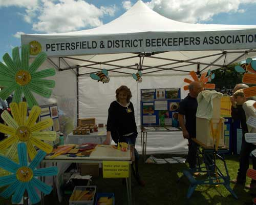 Petersfield and District Beekeepers Association *