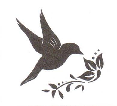 Bird logo of Treacles Tea Room